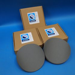 203mm Plain-Backed Silicon Carbide Discs-0