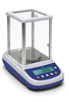 ISG Balance, Analytical 220g x 0.0001g, Internal Calibration