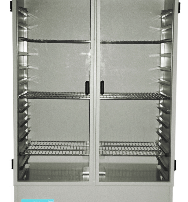 Genlab IWC425 insulated drying cabinet with fan