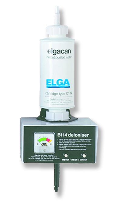 Elga B114 Deioniser