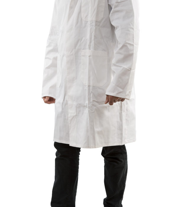 Labcoat Men's 38″ SMALL