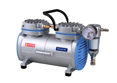 Rocker 400 diaphragm vacuum pump