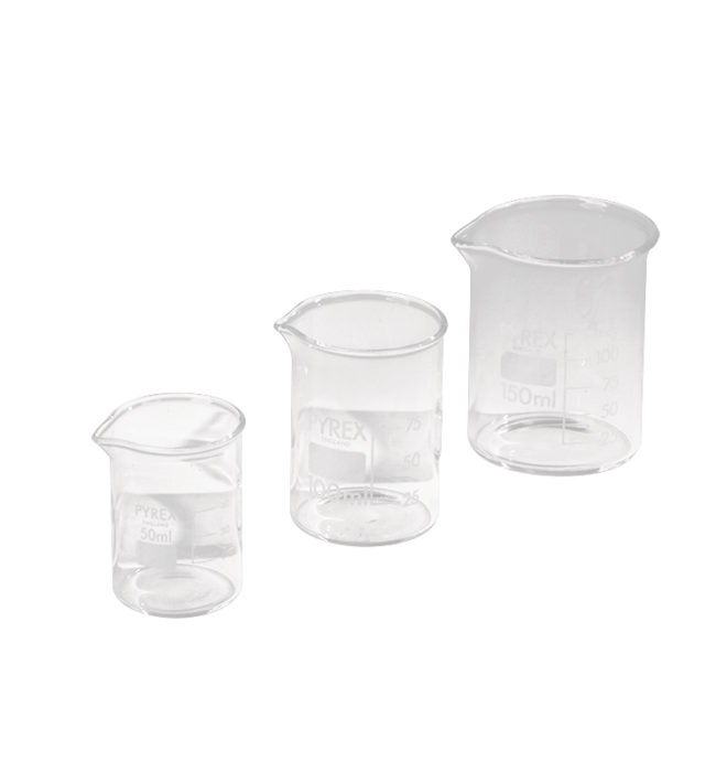 Borosilicate Glass Beaker 50ml