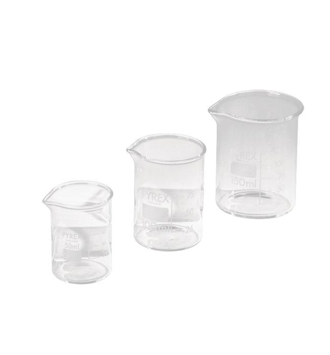 Borosilicate Glass Beaker 1000ml