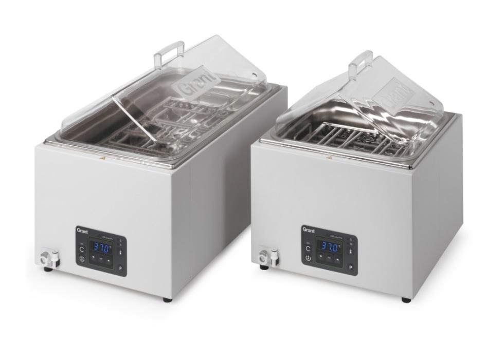 Grant Aqua Pro LSB water bath, digital 12L