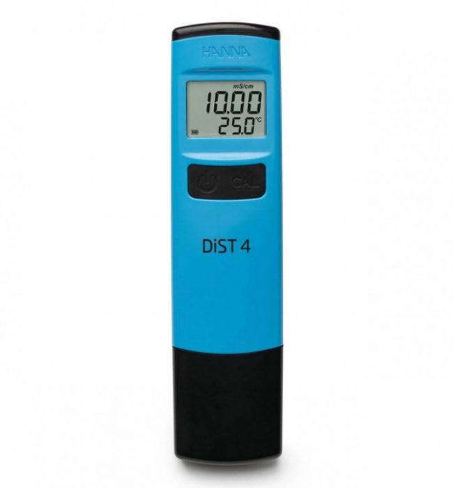 Conductivity Tester 0.00 to 20.00 mS/cm