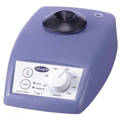 Vortex Mixer SA8 Variable speed; 90 to 240 VAC